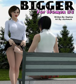 Bigger… for Women #2